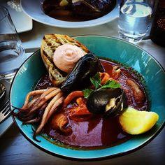 Finns i sjön. #seafood #panevino #södermalm #stockholm #sockerfri2015