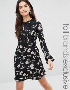 Search: floral long sleeve dress - Page 1 of 6 | ASOS