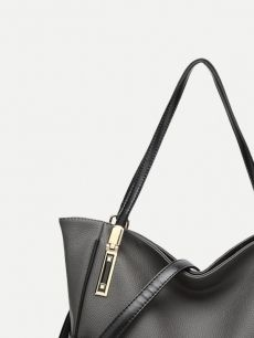 GAOQIANGFENG Simple ladys bag,white