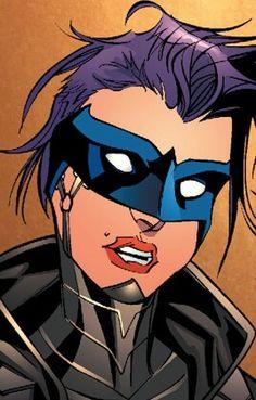 Anime Comics, Dc Comics, Harper Row, Mundo Geek, Batman Family, Nightwing, Dc Universe, Blue Bird, Marvel Dc