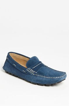 Casual Friday shoe - Kenneth Cole New York 'Surprise Party' Driving Shoe available at Mens Loafers Shoes, Loafer Shoes, New York S, Driving Shoes, Online Sales, Soft Suede, Shoes Online, Work Wear, Nordstrom
