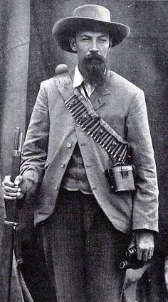 "Schalk Willem Burger - This Day in History: The ""Soothsayer"", Siener van Rensburg, dies http://dingeengoete.blogspot.com/"