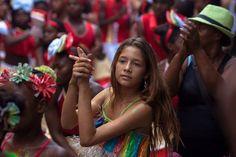 mezcla racial en el Choco - Colombia