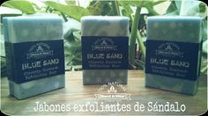 Jabón exfoliante de Sándalo -Blend & Wear- Drinks, Handmade, Glycerin Soap, Soaps, Drinking, Beverages, Hand Made, Drink, Beverage