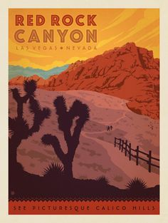 Anderson Design Group – American Travel – Red Rock Canyon