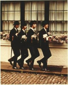 The Beatles #TheBeatles #Music repinnet by http://blog.powervoice.de