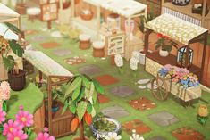 Animal Crossing Wild World, Animal Crossing Guide, Tumblr Background, Ac New Leaf, Flower Cart, Best Sunset, Great Shots, Instagram, Pictures