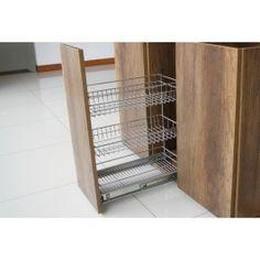 Canastas Multiusos 3 Niveles mod 400mm - Madecentro Magazine Rack, Storage, Furniture, Home Decor, Baskets, Purse Storage, Decoration Home, Room Decor, Larger