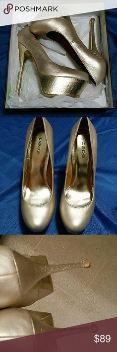 Selling this Bebe Women's Shoes ( New ) on Poshmark! My username is: lovelyday123. #shopmycloset #poshmark #fashion #shopping #style #forsale #bebe  #Shoes