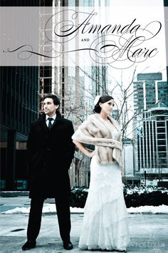 Fabulous winter wedding inspiration