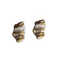 © copyright 2016 Athenart jewelry ~~ Exclusive designs by Athena Papa Handmade stud earrings with organic texture. Pendant Earrings, Stud Earrings, Greek Jewelry, Handmade Design, Gold Plating, Jewelry Branding, Modern Jewelry, Rings For Men, Pendants