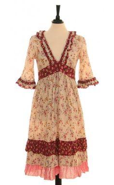 Kleid Musa von Nadir