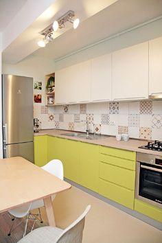 adelaparvu.com despre apartament 3 camere, 75 mp in Bucuresti, design interior Val Decor, Alia Bakutayan si Daniel Tufis, Foto Alia Bakutayan (10)