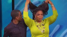 33 Important Moments In Oprah Hair History
