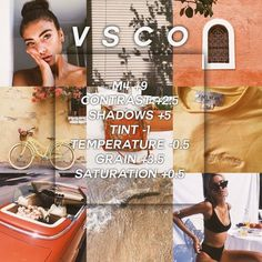 Paid filter❕Here's a gorgeous vintage filter that honestly works with everything. It gives your pictures a warm , purplish tone which… Instagram Themes Vsco, Feeds Instagram, Lightroom, Photography Filters, Photography Editing, Fotografia Vsco, Vsco Effects, Best Vsco Filters, Vintage Filters