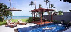 Intercontinental Samui Baan Taling Ngam Resort- Samui, Thailand