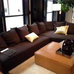 Sectional Couch at Room and Board.