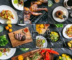 A fiery Jamaican joint, Rudie's is opening in Dalston. Sticking firmly to traditional techniques, all dishes will have a contemporary twist. London, Dishes, Traditional, Contemporary, Tablewares, London England, Dish, Signs, Dinnerware