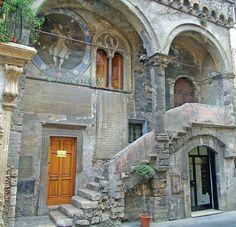 ~Casa Barnekow in Anagni, province of Frosinone, Lazio region Italy~