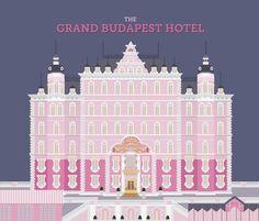 The Grand Budapest Hotel de Wes Anderson se estrenará durante la 56 Muestra de Cine de la Cineteca