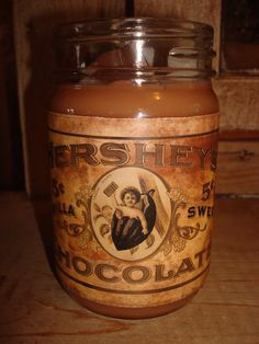 Kickin Hot Cocoa Candle by OldThymeCottage on Etsy