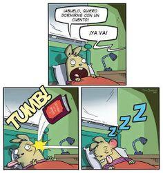 Un Cuento para dormir