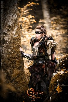 """valkyriethais: """"Photoshoot 2015 : Barbarian 5 by Deakath """" Barbarian Armor, Barbarian Woman, Geek Girls, Medieval Fantasy, Post Apocalyptic, Dieselpunk, Costumes For Women, Character Inspiration, Story Inspiration"""