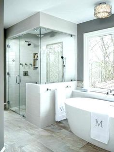 Enjoyable 87 Best Houzz Bathroom Images In 2014 Homes Master Bath Beutiful Home Inspiration Xortanetmahrainfo