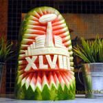 Searching for #CruiseFruitArt pics Carnival Cruise Lines Conquest