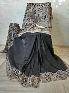 Kalamkari silk cotton sarees 11