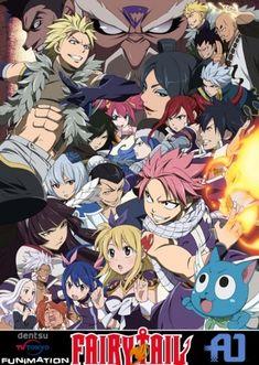 Streaming Fairy Tail Sub Indo Episode 1 : streaming, fairy, episode, HAOSHOKU, Ideas, Anime,, Crunchyroll,, Fairy, Episodes