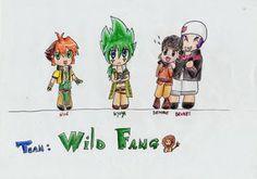 Team Wild Fang .. <3