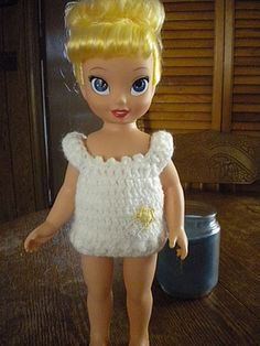 """Summer Wishes Shirt       by Connie Stieler  Fits 15"""" doll"""