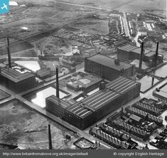 Sun cotton mill, Chadderton, 1947