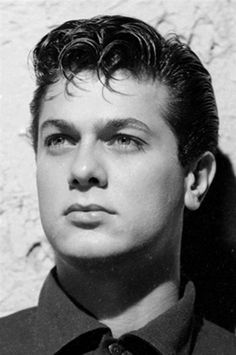Tony Curtis..I loved him when I was 12, I love him now. Sleep in peace my sweet prince.