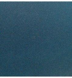Wetterfester Baumwollstoff saphirblau