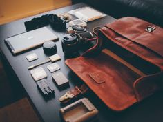 Urban Motoculture-Ona Bowery Leather Camera Bag