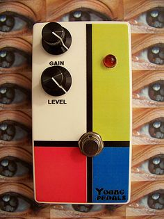 Young Pedal Stijl Fuzz