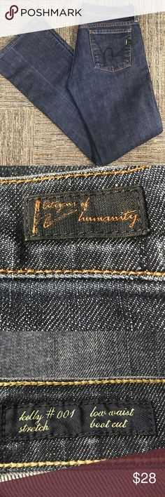 "Citizens of Humanity Jeans Size 29, Citizens of Humanity Jeans.  In excellent pre-owned condition.  Professionally hemmed to 31"" inseam. Citizens Of Humanity Jeans"