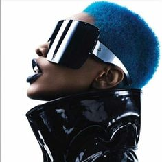 Wonderful Photo afro Future Fashion Concepts Paying for wearable technology is predicted to succeed in 53 zillion worldwide by way of 2019 ac Black Pics, Looks Halloween, Photographie Portrait Inspiration, Pelo Natural, Cyberpunk Fashion, Afro Punk, Future Fashion, Black Is Beautiful, Black Girl Magic
