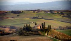 Tuscany Val d'Orcia by Dario Quaroni on 500px