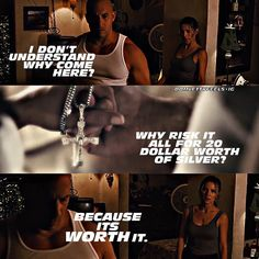 Because its promise neclace. Because its worth it! @vindiesel @mrodofficial @elsapatakyconfidential #FastAndFurious #DomAndLetty #MichelleRodrigue... - тнe тoreттo'ѕ ❦ (@domlettyfeels)