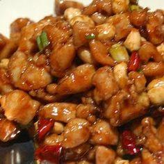 Kung Pao Chicken http://crownrecipes.blogspot.com/2012/09/kung-pao-chicken.html