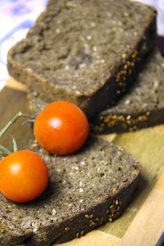 The best rye bread in the world, easy recipe Focaccia Pizza, Cooking Bread, Christmas Lunch, How To Make Bread, Pumpkin Recipes, Diy Food, Cooking Time, Finger Foods, Bakery