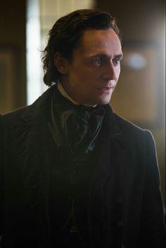 ~CP~ Tom hiddleston as a wizard