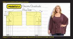 ModelistA: DECOTE QUADRADO