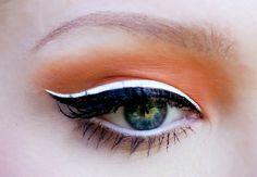#makeup #glamobserver #beauty #eyeliner #fashion Glam Observer: Double Eyeliner