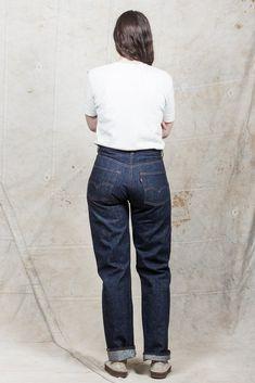 Second Sunrise Archive: Vintage Levi's 1967 Jeans Kind Person, Levis 501, Vintage Levis, Sunrise, Archive, Style Inspiration, Jeans, Red, Fashion