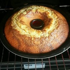 Most Delicious Recipe, Pudding Cake, Desert Recipes, Doughnut, French Toast, Deserts, Rolls, Food And Drink, Yummy Food