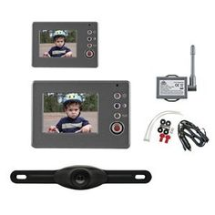 Reviews! Peak PKC0RB Wireless Back-Up Camera System with 3.5-Inch LCD Color Monitor: http://www.amazon.com/Peak-PKC0RB-Wireless-Back-Up-3-5-Inch/dp/B001W6LGGS/?tag=sazzab-20
